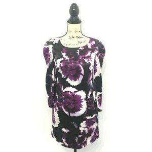 Leifsdottir Anthropologie 0 Dress Silk